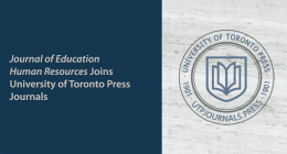 Thumbnail image for The Journal of Education Human Resources Joins the University of Toronto Press Journals