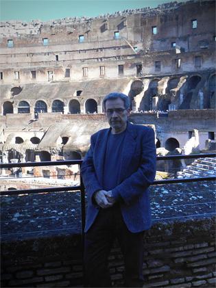 Dr. Walter Schultz in Rome