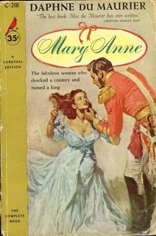 Cover of Mary Anne by Daphne du Maurier