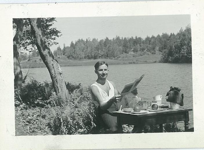 Photo of Eugene Forsey