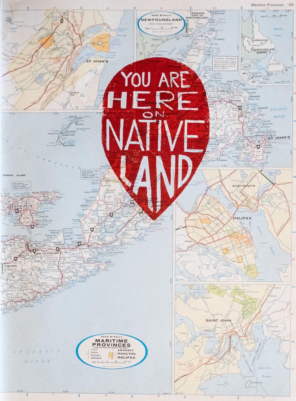 Cartographica Cover Art